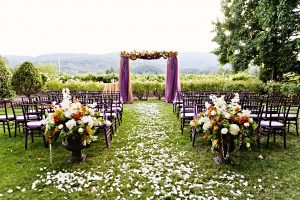 day of wedding planner harvest inn
