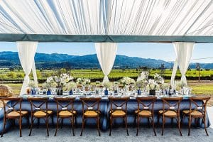 wedding venues winery napa