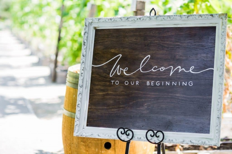 napa wedding planning packages