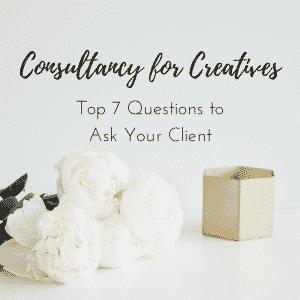Event planner client questions