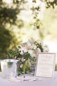 wedding designer calistoga ranch day of planner