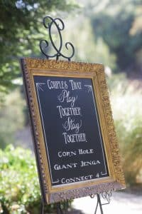 wedding designer calistoga ranch day of planner
