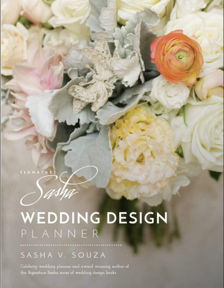 books for wedding design