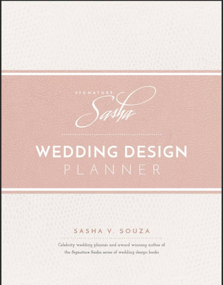 Wedding Planner Books Sasha Souza Events