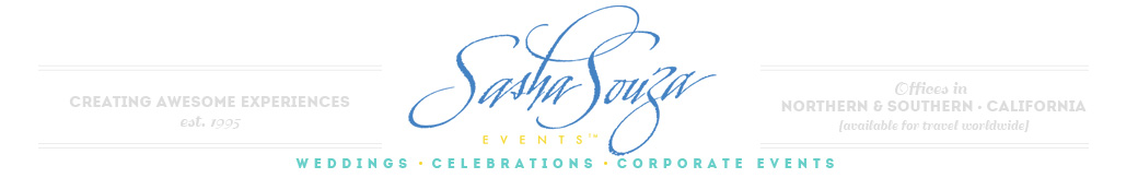 Sasha Souza Events logo