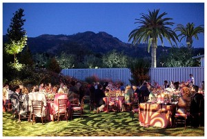 napa valley wedding planner solage calistoga