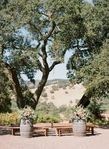 same sex wedding sonoma