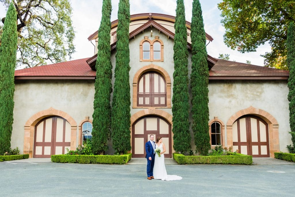 best napa wedding venues charles krug