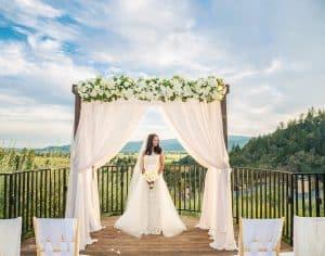 wedding planner auberge du soleil